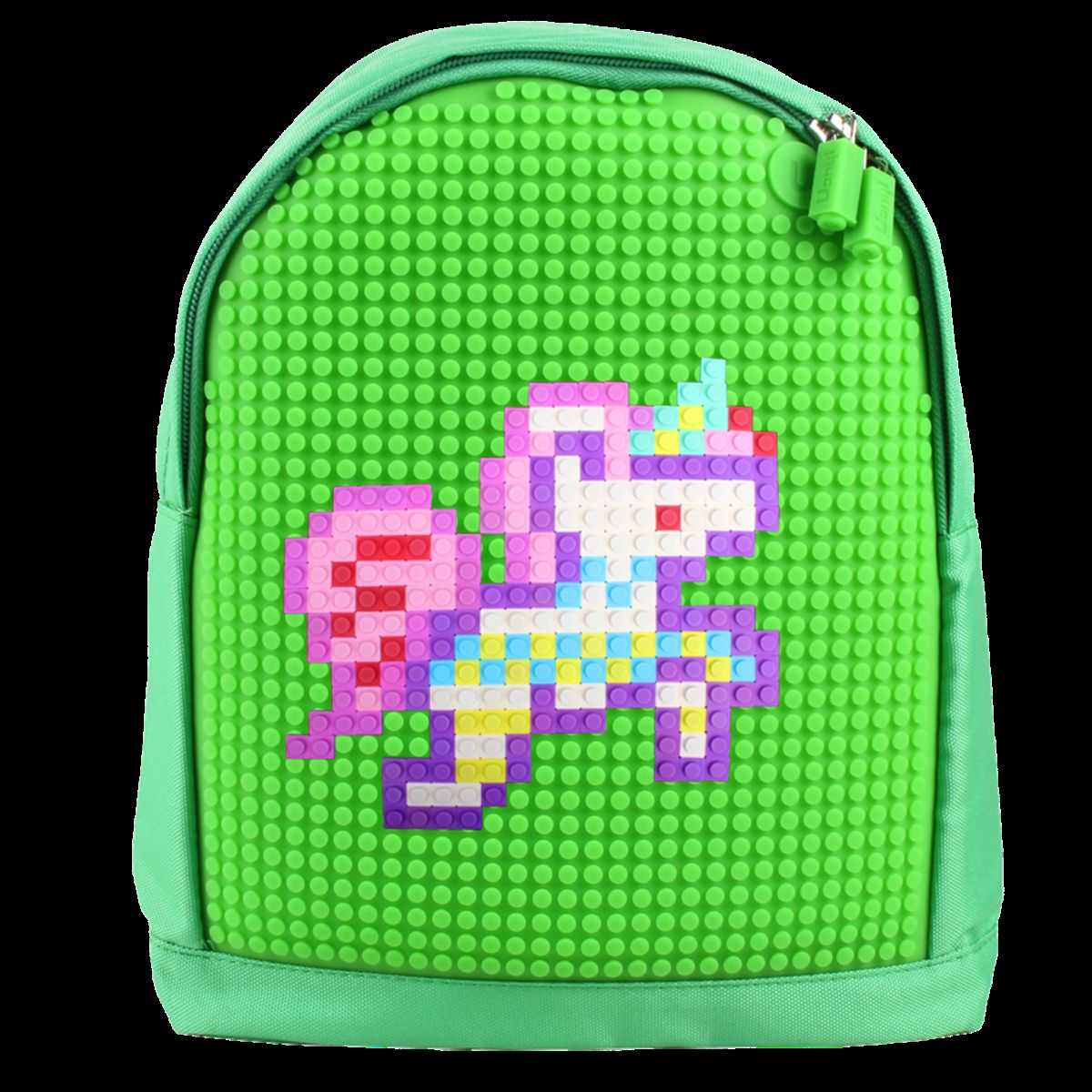 UPixel Pixel Kids Backpack  - Green